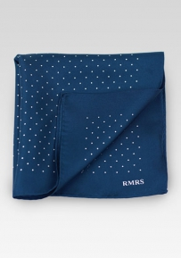 RMRS Limited Edition Pure Silk Pocket Square