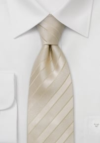 Pale Cream Yellow Ties Matching Donna Morgan S Candlelight