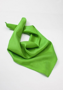 Bright Lime Green Scarf for Women