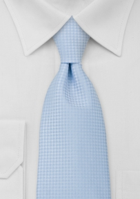 Mens Tie in Light Blue