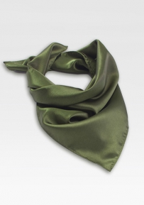 Fern Green Women's Neck Scarf