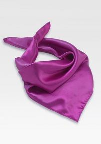 Bright Pink Women's Scarf