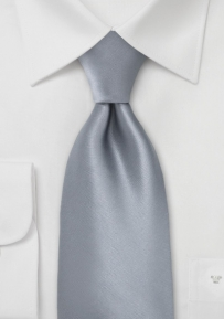 Kids Sized Tie in Dolphin-Silver