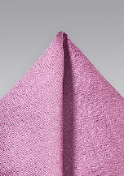 Pocket Square In Orchid Bows N Ties Com