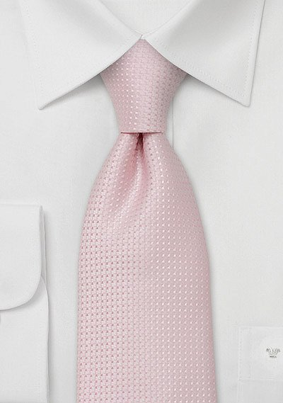 Light Pastel Pink Necktie Bows N Ties Com