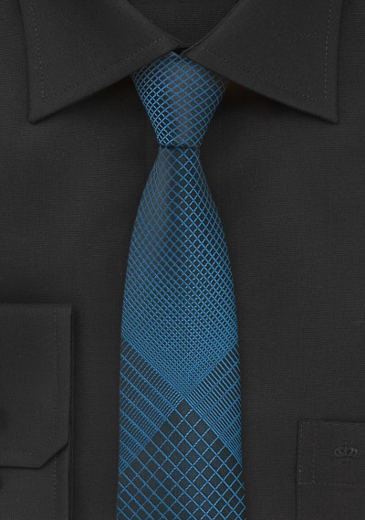 Skinny ties and narrow neckties. Find vintage mens skinny ties and thin ties that will always be in style and always look good.